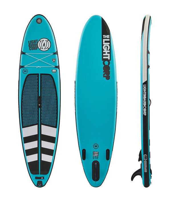 "Light MFT Blue Series 20 Freeride iSUP 10´6"" Komplett-Set"