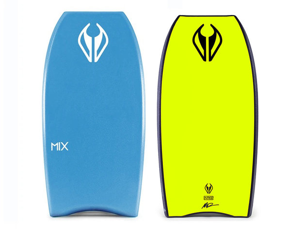 NMD Bodyboard Mix Tech NRG+